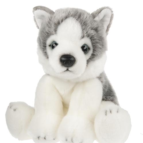 Husky Puppy Plush