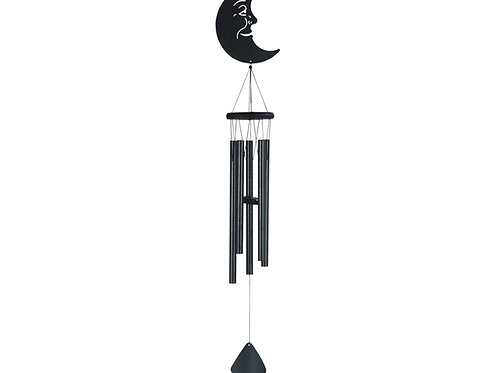 Black Moon Wood/Metal Wind Chime