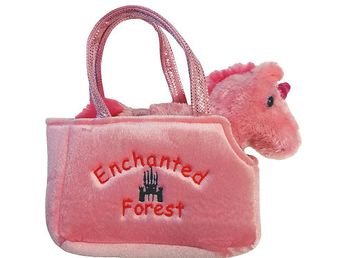Enchanted Forest Toy Pet Carrier