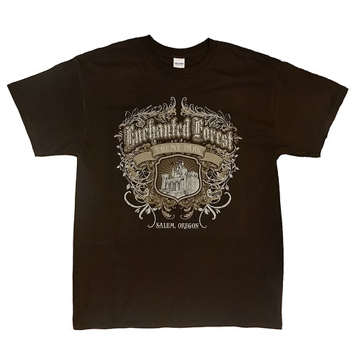 Adult Enchanted Forest Pub T-Shirt