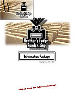 Heather's Fudge Information Package Cover