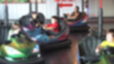 Guests riding the Bumper Cars