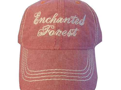 Enchanted Forest Baseball Cap