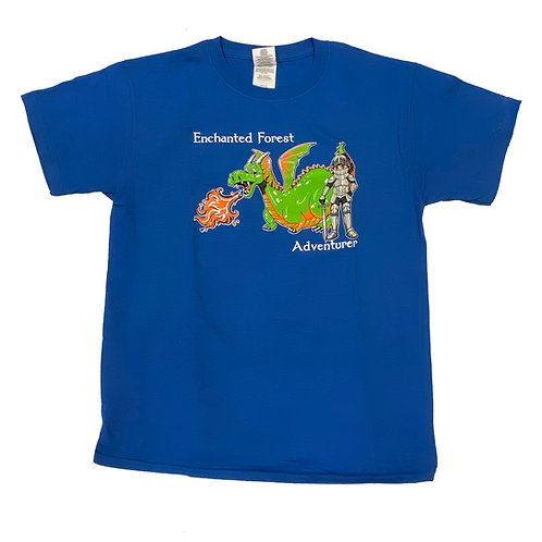 Youth Enchanted Forest Adventurer T-Shirt