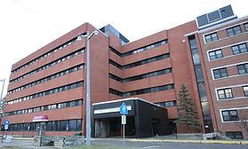 North Bay General Hospital Where Heather began selling Heather's Fudge
