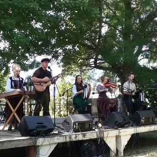 Headlining Highland Festival