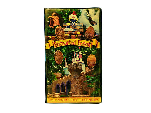 Enchanted Forest Pressed Penny Collector's Book