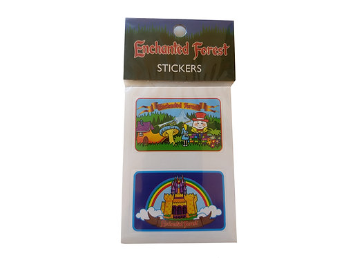 Enchanted Forest Stickers