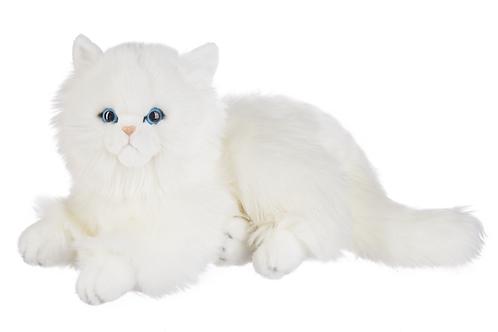 White Persian Cat Plush