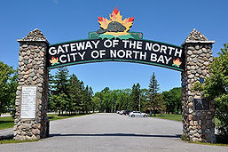 City of North Bay where Heather's Fudge Began in 1998