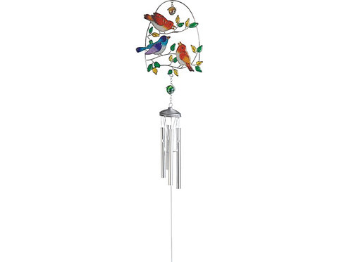 Bird Suncatcher Wind Chime
