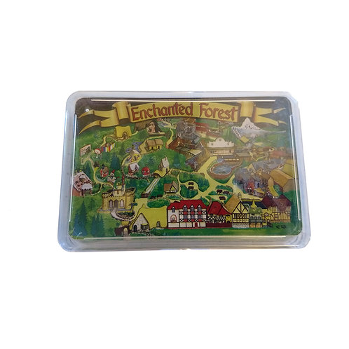Enchanted Forest Deck of Cards