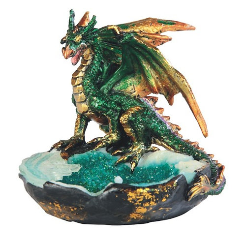 Green Dragon Tray