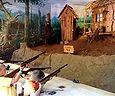 Western Town Shooting Gallery
