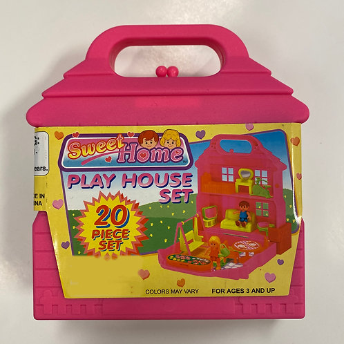 Mini Playhouse Set