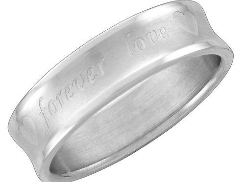 Forever Love Ring, Sized