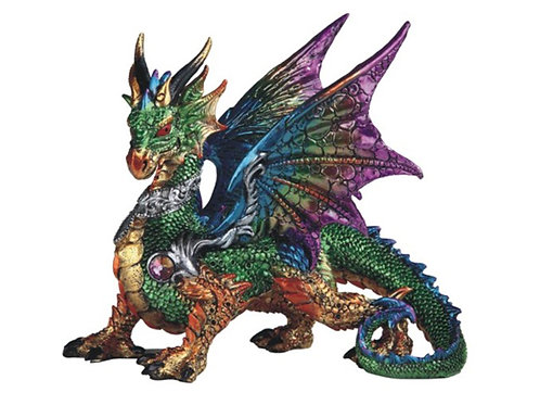 Multicolored Dragon