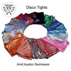 Disco Tights Circle