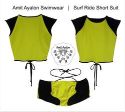 Surf Ride Short Suit