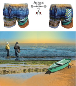 Fisherman & Boat