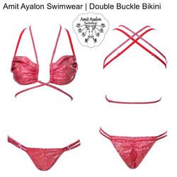 Double Buckle Bikini