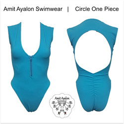 Circle One Piece Turquoise
