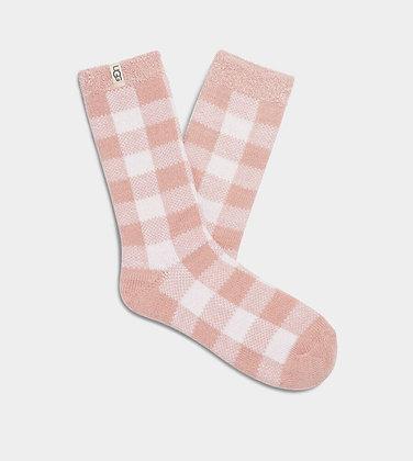 Vanna Check Sock - UGG