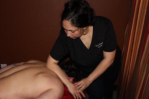 Medical Massage/Insurance paid