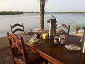Les Barracudas-petit déjeuner au bord du bolong