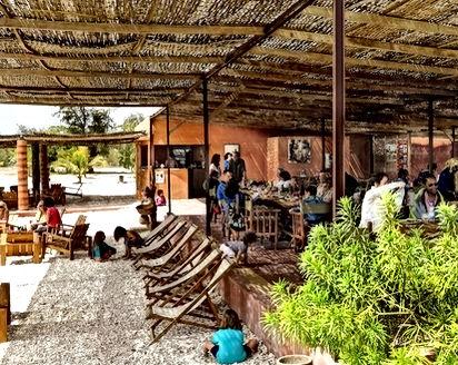 terrasse du Bonaba cafe
