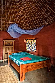Chambre au Bedik - chez Léontine