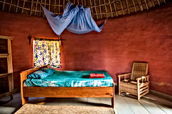 Une chambre à Le Bedik - chez Leontine