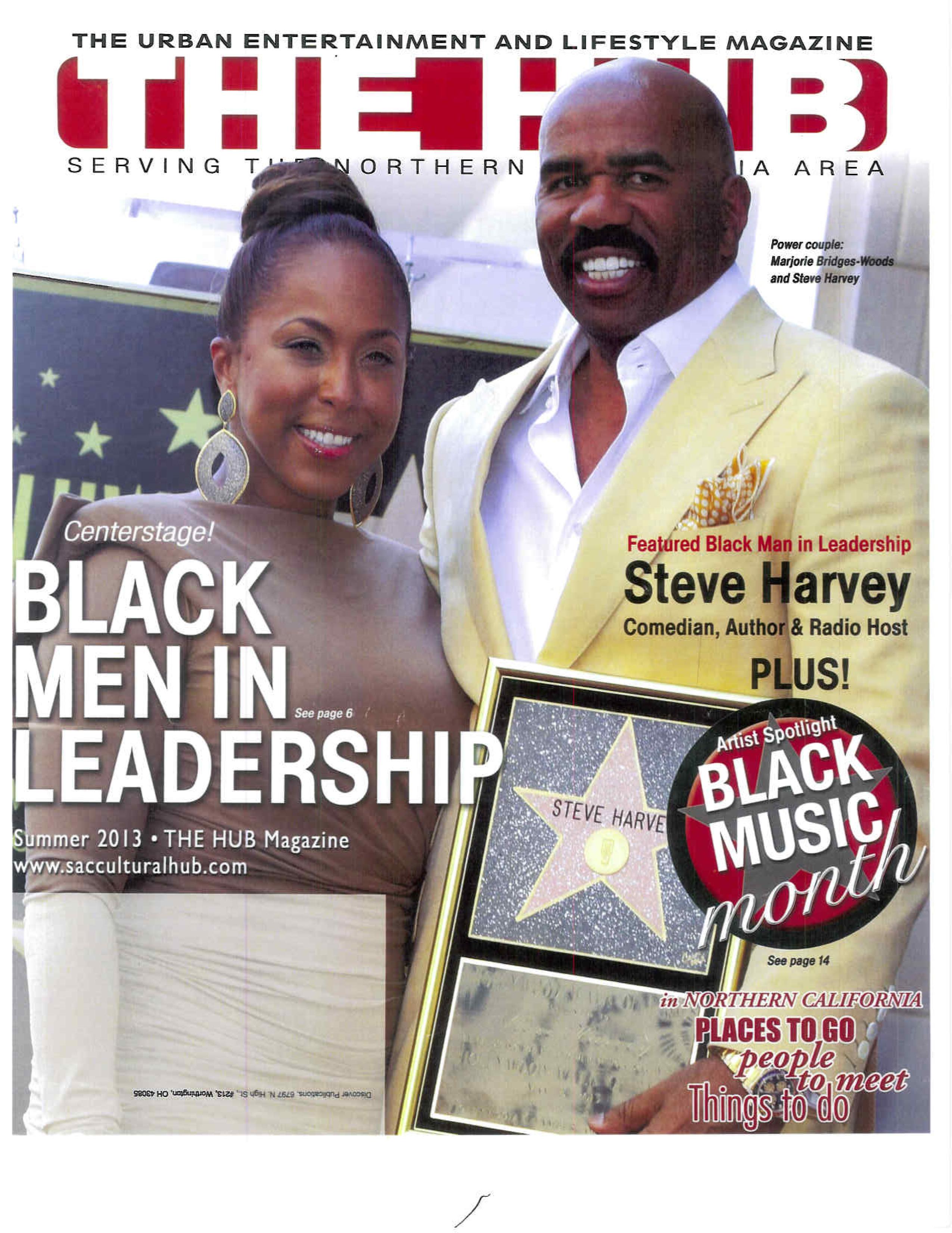 HUB Magazine Article w-Shuaib Mitchell-1