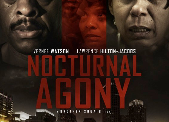 Director's Cut Edition Nocturnal Agony DVD