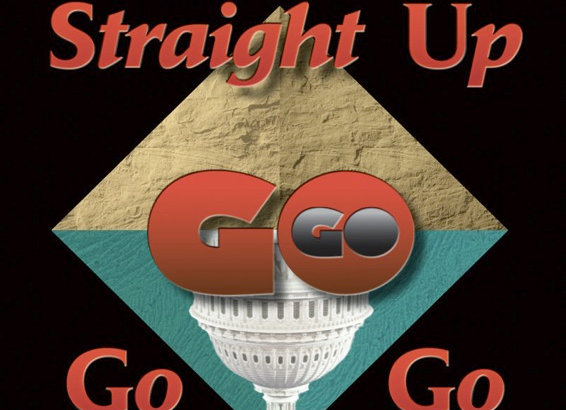 Straight Up Go Go DVD