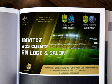 FC Nantes Business Club