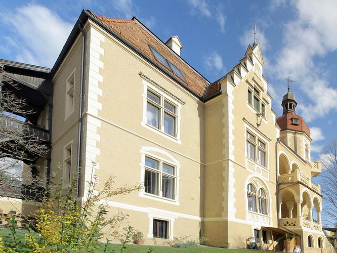 Sanierung Villa Bestand Hall Mikula El Ghoubashy architekturhandwerk