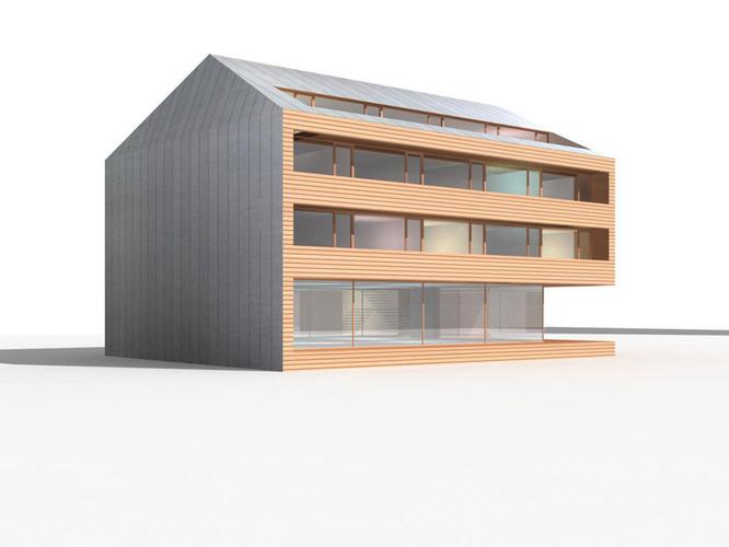 hotel holzbau amras innsbruck mikula architekturhandwerk