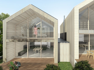 wooden homes sistrans