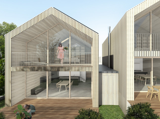 wooden homes sistrans