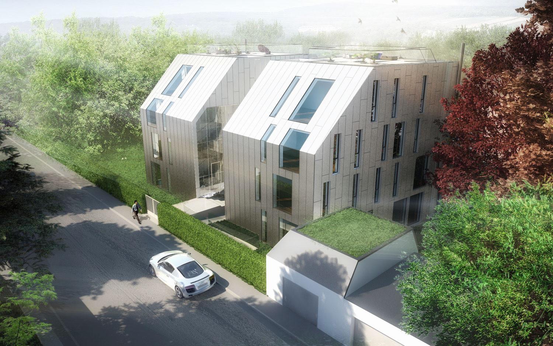 neubau wohnbau doebling mikula architekturhandwerk