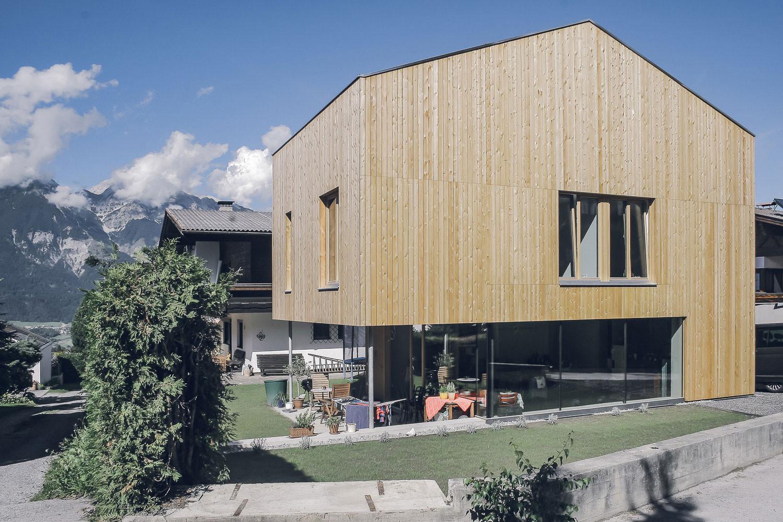 haus riednaunweg aldrans mikula el ghoubashy architekturhandwerk