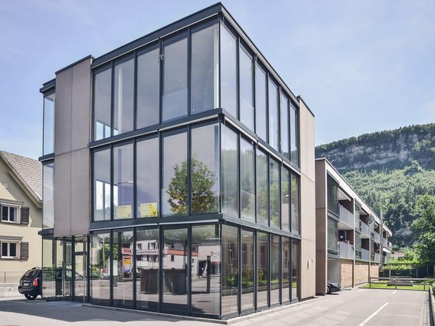 wohnen / büros reichstraße feldkirch