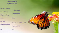 The Butterfly by Adyn and Zoe