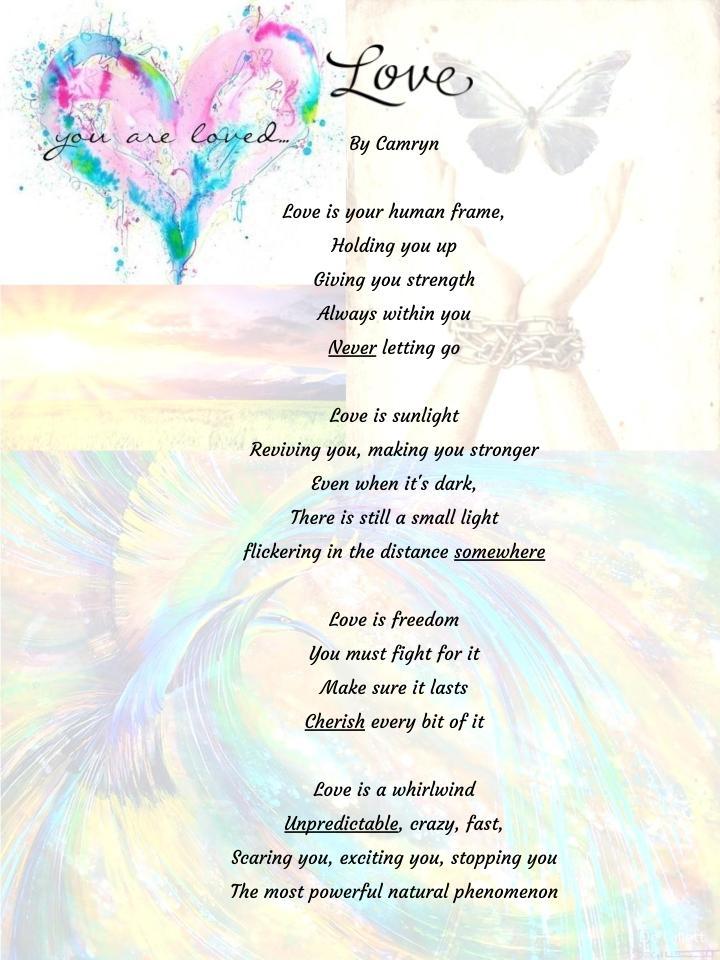 Love by Camryn