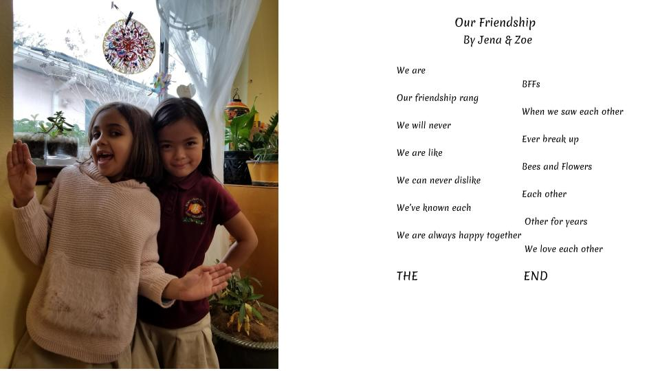 Our Friendship by Jena and Zoe