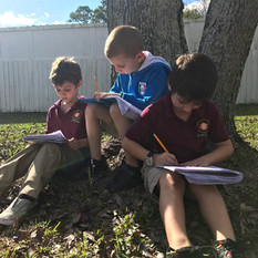 Montessori Outdoor Classroom