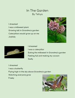 In the Garden by Tehya