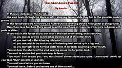 The Abandoned Forest