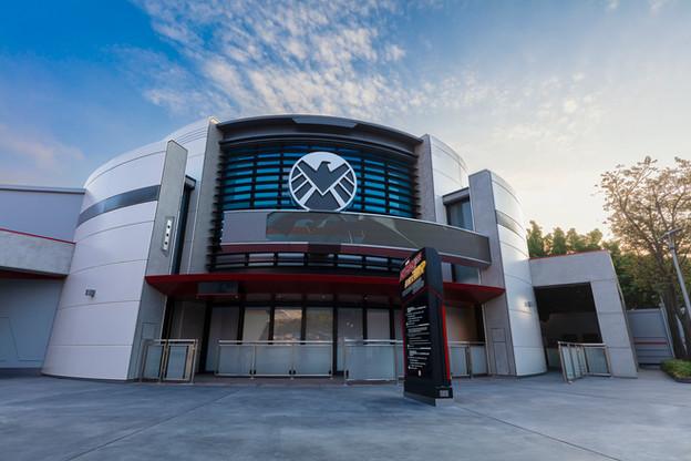 SHIELD Headquarters
